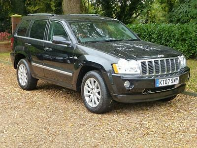Jeep Grand Cherokee 3.0 V6 CRD Overland DIESEL AUTOMATIC 2007/07