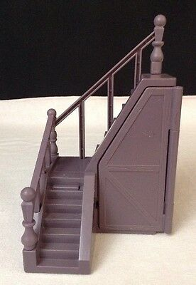 Scooby Doo Haunted Mystery Mansion Play Set Replacement STAIRCASE Piece Part
