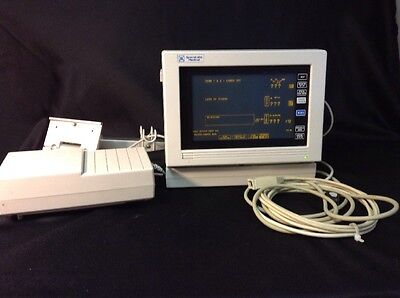 Spacelabs 90309 Scout Medical Multiparameter Touch Screen Patient Monitor Set