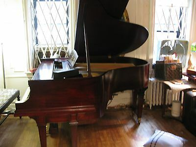Steinway 1920 XR Reproducing Grand Piano recently serviced