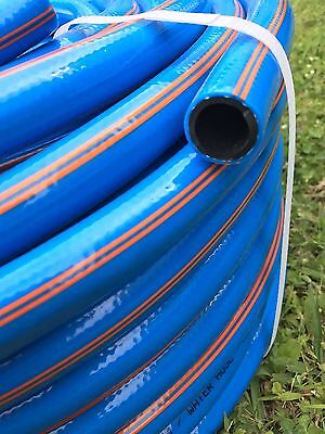 """50M Rubber 18MM Ag-Water Hose 9/10 Kink Free 3/4"""" Clarence Sale RRP $5Mt LAST 1"""