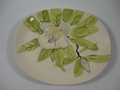 "Red Wing Platter Magnolia Pattern 13.5"" X 11.25"" #362"