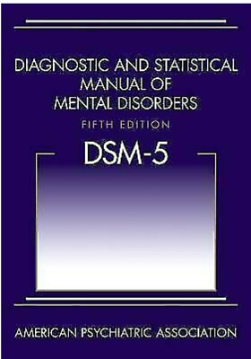 DSM-5- Diagnostic and Statistical Manual of Mental Disorders- by APA, BRAND NEW