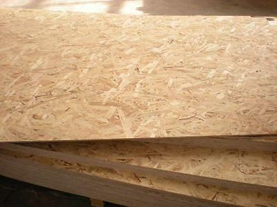OSB 3 STRUCTURAL STRAND BOARDS 8x4  11mm