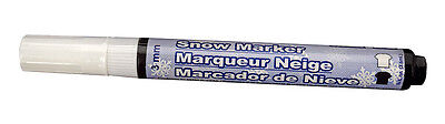 NEW, SEALED- Marvy Snow Marker- add fun puffy texture to paper & fabric crafts!