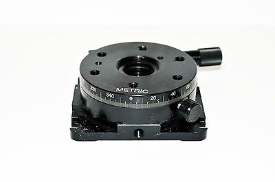 Newport M-481-A Precision Rotation Stage w/ Micrometer, Metric