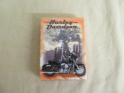 1999 Harley-Davidson Collectible Sealed Deck Of US Playing Card Co Brand Cards
