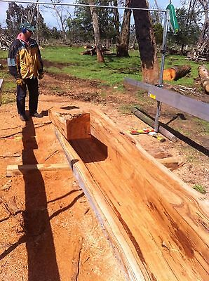 Mobile Timber Milling Services - Lucas Mill