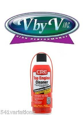 CRC 05312 Top Engine Cleaner 12 oz. Each
