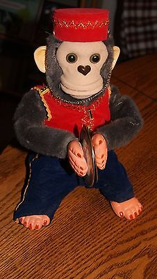 Charm Company Mister Monkey Musical Toy 1999