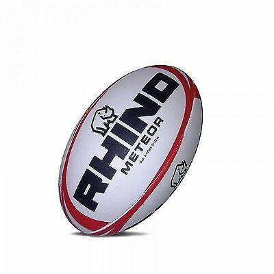 Rhino Meteor Superior Match Rugby Ball