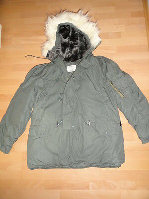 Us Airforce Small N-3B Parka Extreme Cold Weather Usaf, Army Winterjacke Parka