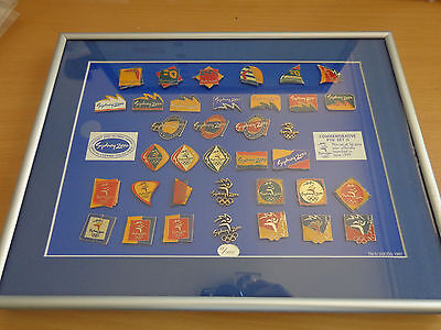 SYDNEY 2000 OLYMPIC GAMES Commemorative Pin set Launched in 1997 No - 43 / 5000