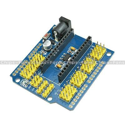 Nano V3.0 Prototype Shield I/O I2C Extension Board Expansion Module For Arduino
