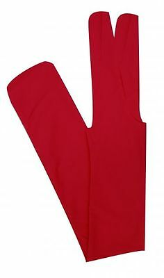 New Showman Stretch Lycra Slip On Tie In Tail Bag Red Tail Protector