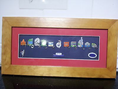 SYDNEY 2000 OLYMPIC GAMES  TORCH  RELAY Limited Edition FRAME No - 1008/5000