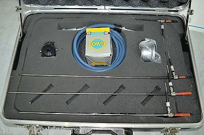 Machida Small Diameter Modular Borescope Kit w/ 4 Borescopes ++