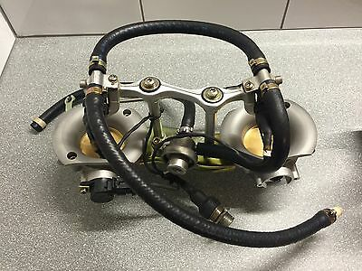 Ducati 748 R-RS/02 very good condition INJECTION THROTTLE BODY