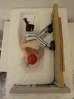 Robert Harrop Wg10 Wallace & Feathers Mcgraw The Wrong Trousers Ltd Edt 750 Mib
