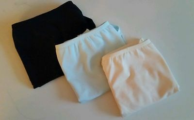 BRAND NEW 3 Pack of Super Comfortable Maternity Knickers 8 10 12 14 16 18 20 22