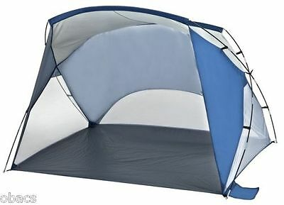 Oztrail Multi Shade 6 Portable Beach Dome Pop Up Sun Shelter Tent Camping