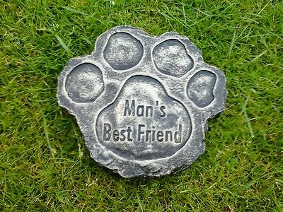 Extra large Pet Memorial/headstone/stone/grave marker/memorial heart r