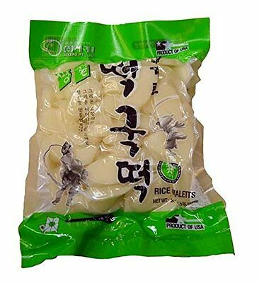 Pack Of 1 Sekero Rice Cake Korean Rice Cake Rice Ovaletts 24Oz/Pk Perfect New