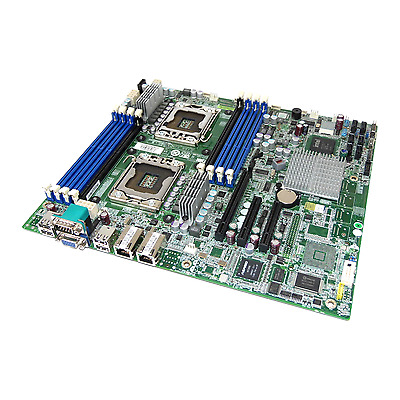 Tyan Dual CPU Socket 1366 Server Motherboard S7002