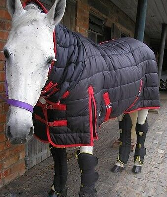Heavy Weight Combo With Neck 300G Stable Rug  All Sizes Horse Or Pony