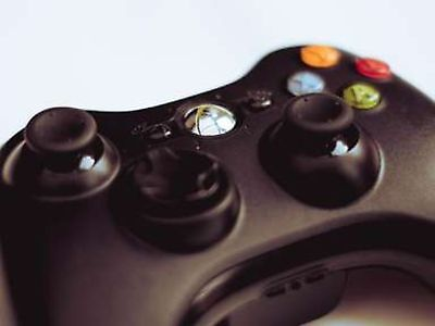 Genuine Official Xbox 360 Wireless Controller gamepad - Black