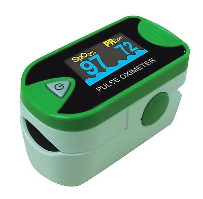 ChoiceMed MD300 C26 Colour Screen Fingertip Pulse Oximeter