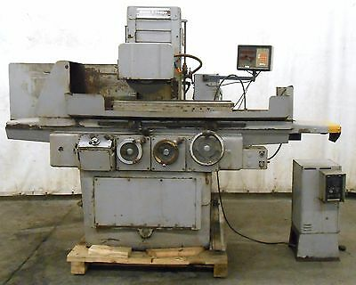 Brown Sharpe 1236 Micromaster Surface Grinding Machine brown & sharpe 618 micromaster surface grinder operation Brown and Sharpe Surface Grinder 510 at bakdesigns.co