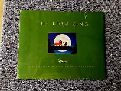 Disney The Lion King A Collection of 6 Fine Art Lithographs