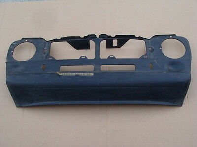 Rivestimento anteriore frontale ossatura front cover Ford Escort MK2 NEW!!