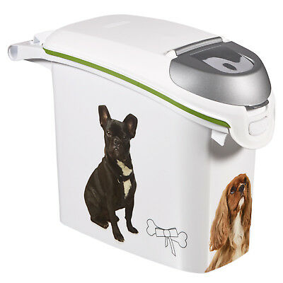 Curver Pets Food Stored Containers Seal To Prevent Odors Extract 6kg or 10kg Dog