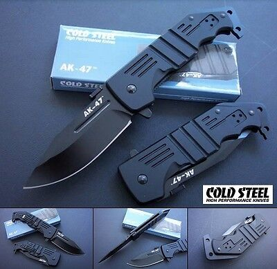 Couteau pliant Cold Steel Kalashnikov, chasse, tactique, outdoor, folding knife