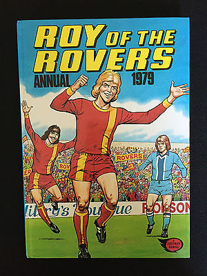 Roy of the Rovers Annual 1979, Unclipped, No Writing, Great Condition