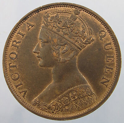 HONG KONG CENT 1863 TOP   #lc 231
