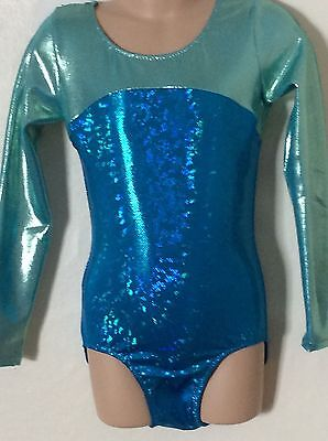 NEW LEOTARD GYMNASTICS TRAMPOLINE DANCE SIZE 26 (5-6 Years)
