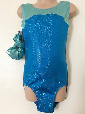 New Leotard Gymnastic Trampoline Dance Size 30 (9-10 Years )