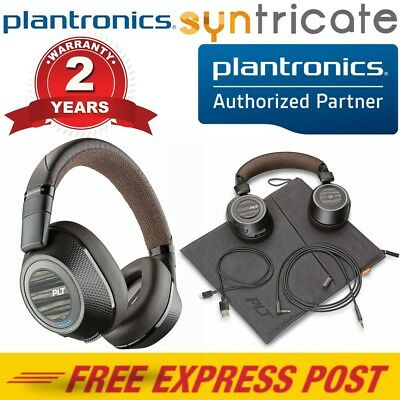 Plantronics BackBeat Pro 2 Bluetooth Active Noise Cancelling HeadPhone + Mic