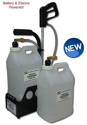 Carpet Cleaning Battery and Electric Powered Sprayer
