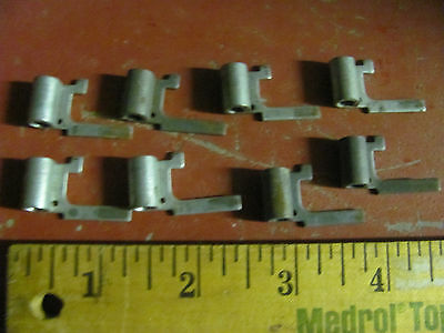 8 Old price set small trigger arms for coin mech unit in National mach