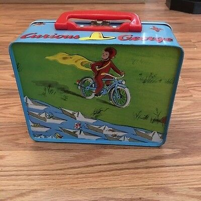 Curious George Lunchbox