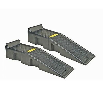 16000 Auto Ramp Set with Built-In Safety Chock  Free Shipping Magnum