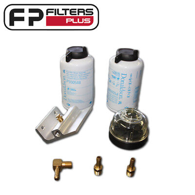 P903316 Donaldson Pre-Filter- Protect Your Injectors- Suit most 4x4 Applications
