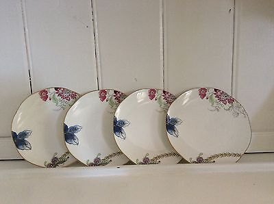 Wedgwood China - Butterfly Bloom side plates
