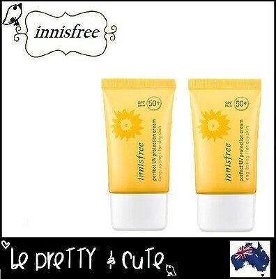 INNISFREE PERFECT UV PROTECTION CREAM LONG LASTING SPF50+ Sunscreen 50ml