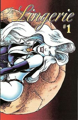 Lady Death In Lingerie Vf/nm