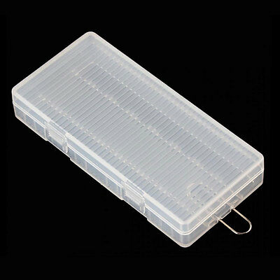 Hot Portable Hard Plastic Battery Case Holder Storage Box for 8 x AA Batteries